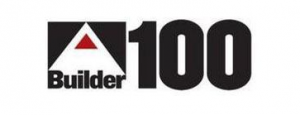 Builder 100 Award logo