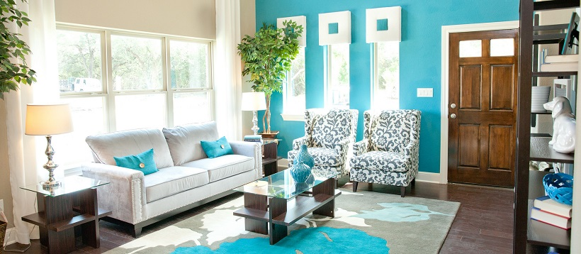 Blue Home Decor Ideas For Spring 19 Pics