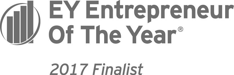 EY Entrepreneur Of The Year® Award 2017 Finalist logo