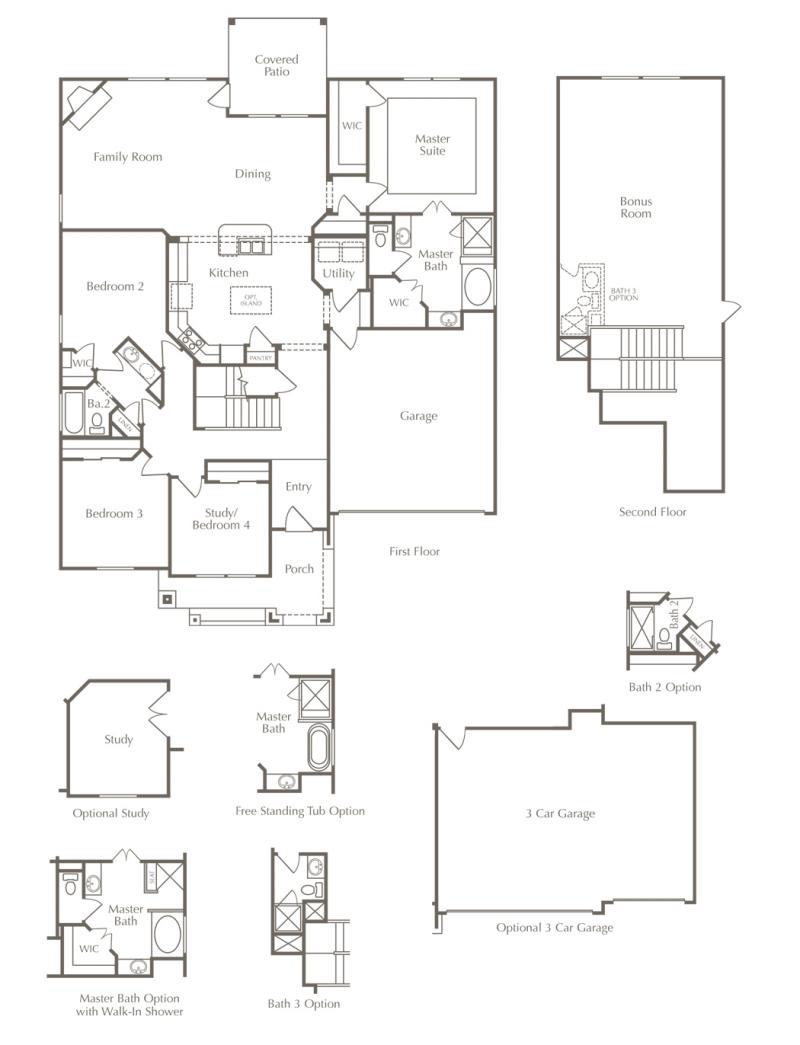 100 3 Car Garage Floor Plans Unthinkable House