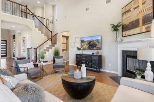 luxury cedar park home