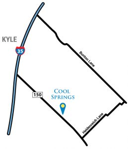 cool springs location map